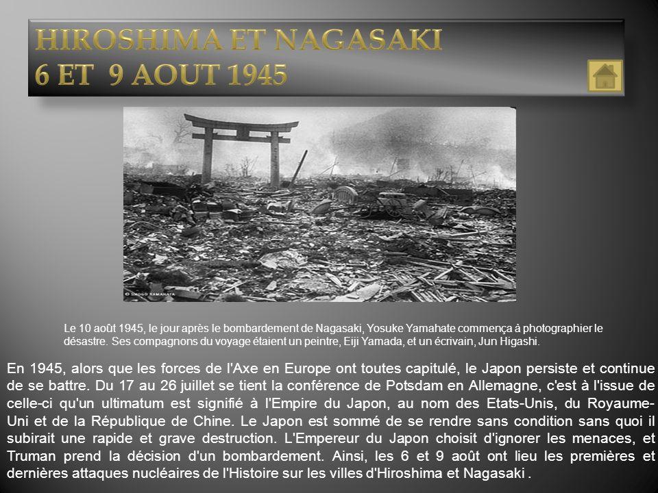 En 1945, alors que les forces de l'Axe en Europe ont toutes capitulé, le Japon persiste et continue de se battre. Du 17 au 26 juillet se tient la conf