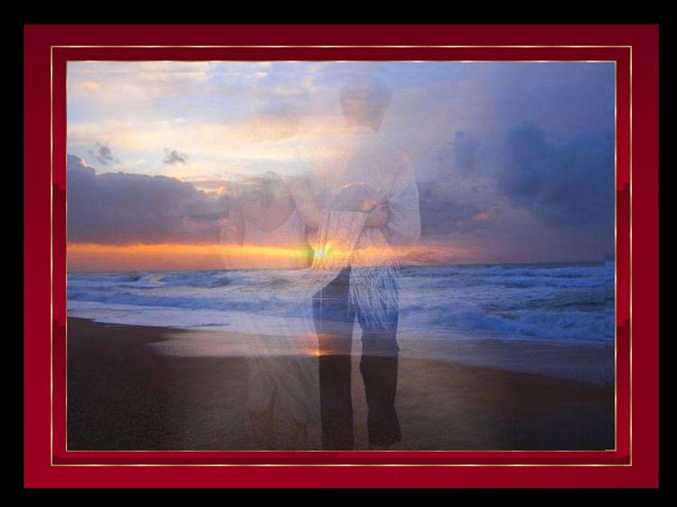 Prends ma main…jen ai besoin… Tout mon être est maintenant en harmonie… Je suis si bien…je ten prie… Je sais que le « Bonheur »nest pas très loin… Je te guette… « Toi LAmour »… « Viens à nouveau combler mes jours… Si seulement…tu mentends… Ne loublie pas…je tattends… Toi … Lamour de ma Vie…