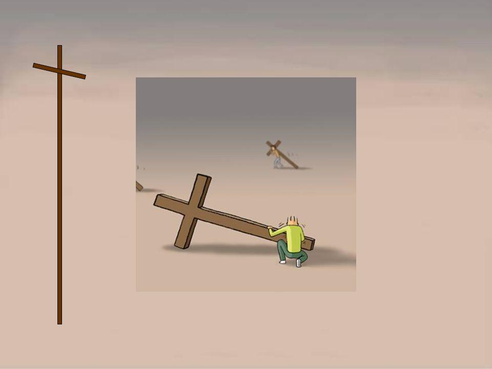 Quelle que soit votre croix, quelle que soit votre douleur, Il y aura toujours du soleil après la pluie..