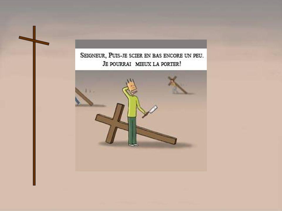 Réalisé à partir de ce lien Porter sa croix Tonton Marcel 12 janvier 2008