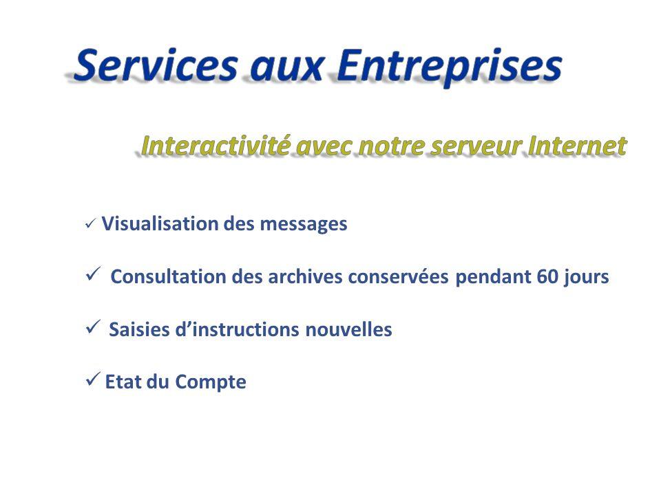 1 seul numéro de transfert pour différents interlocuteurs Scénario de reporting multiples Reporting par E mail/ SMS/ Fax/ et même par Tél!!