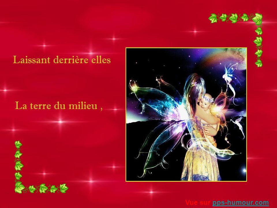 Elles senfuirent sur Locéan Vue sur pps-humour.compps-humour.com