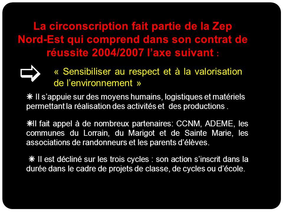 Nous avons découvert le problème des déchets dans lenvironnement proche Journal scolaire « Lécolorne » ; école Félix Lorne, Ste Marie ; février 2005