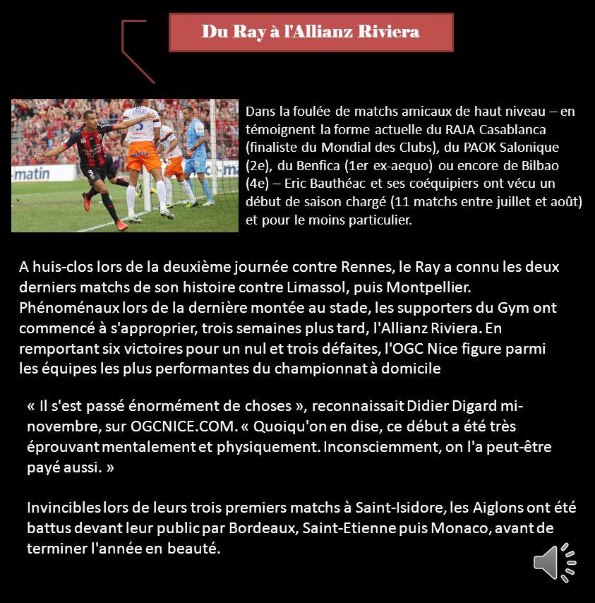 Matchs aller Des émotions et des enseignements En remportant leur troisième match de rang face à Evian Thonon Gaillard samedi 21 Décembre 2013, les Ro