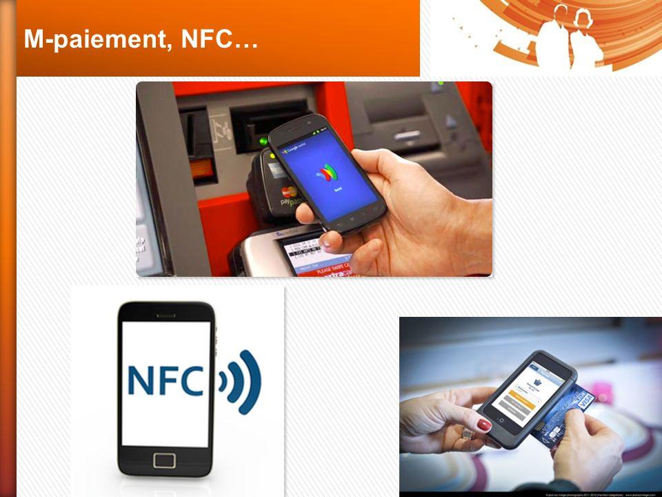 M-paiement, NFC…