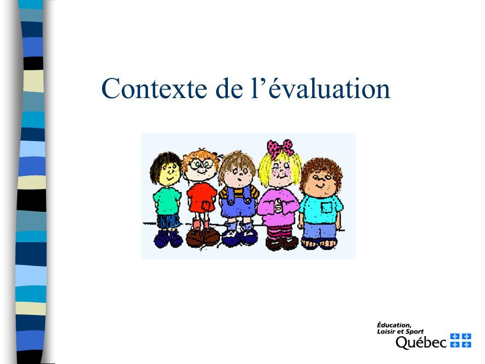 Juin 2005 : mise sur pied dun Comité de travail dont le mandat est de faire le point sur les changements déjà réalisés au primaire eu égard à lapplication du Programme de formation (PDF), à la réussite des élèves et à la qualité de la formation et des apprentissages réalisés.