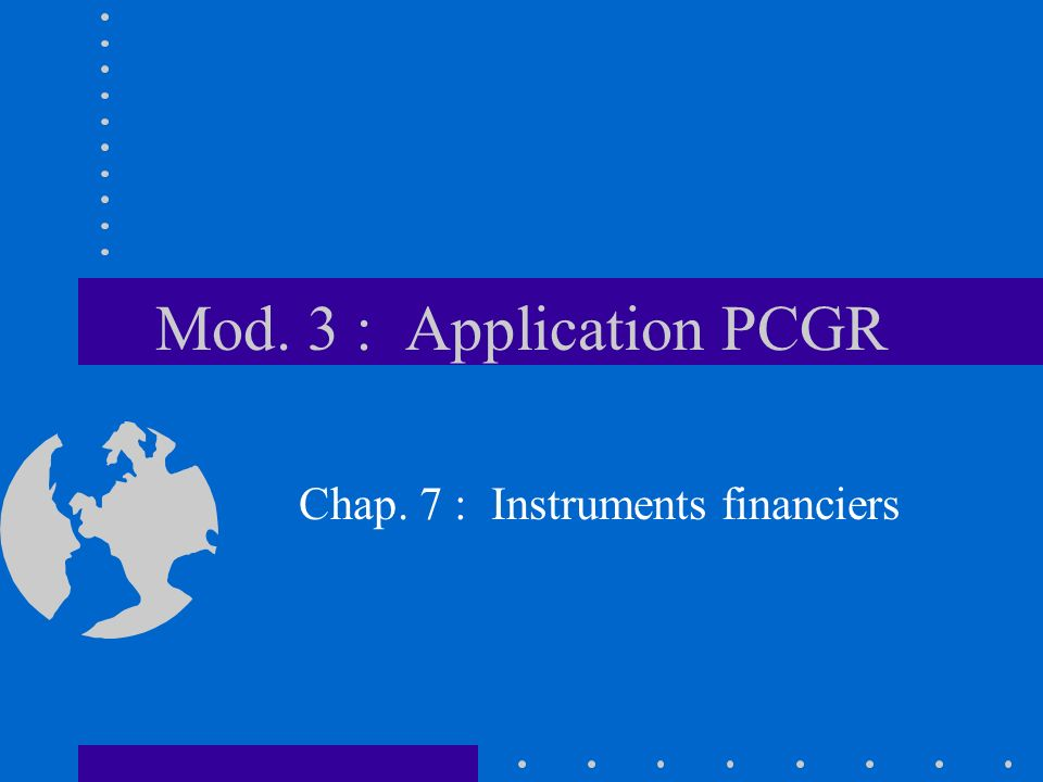 Plan Introduction 1) Connais.: présentation (MGDL, chap.