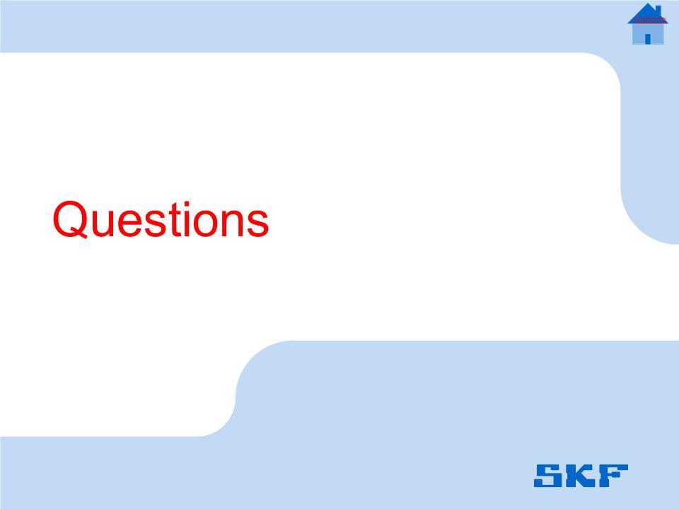 2014-05-18 ©SKF Slide 24 [Code] SKF [Organisation] Questions planning