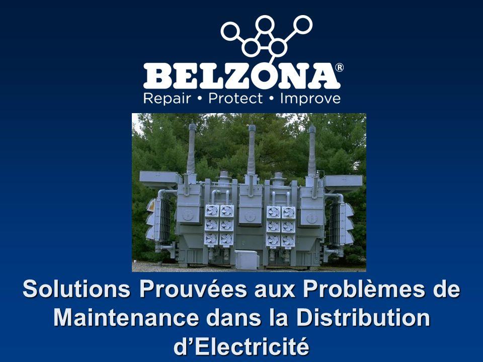 Solutions Prouvées aux Problèmes de Maintenance dans la Distribution dElectricité
