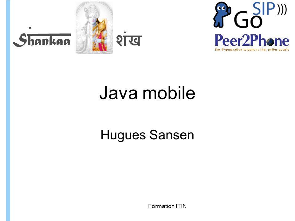 hankaa S. Formation ITIN Java mobile Hugues Sansen