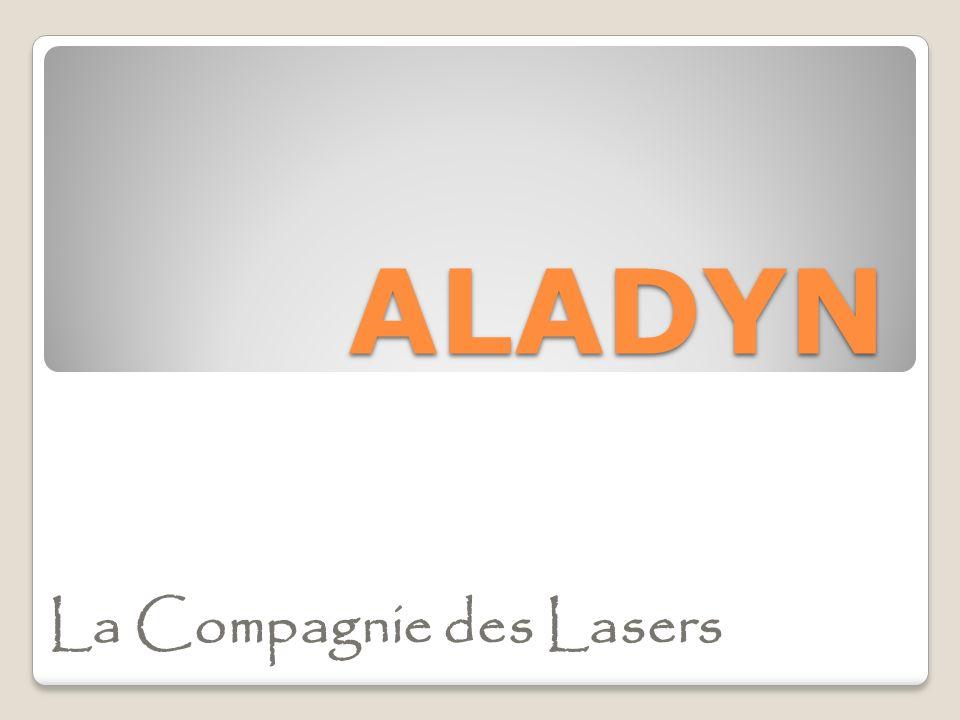 ALADYN La Compagnie des Lasers
