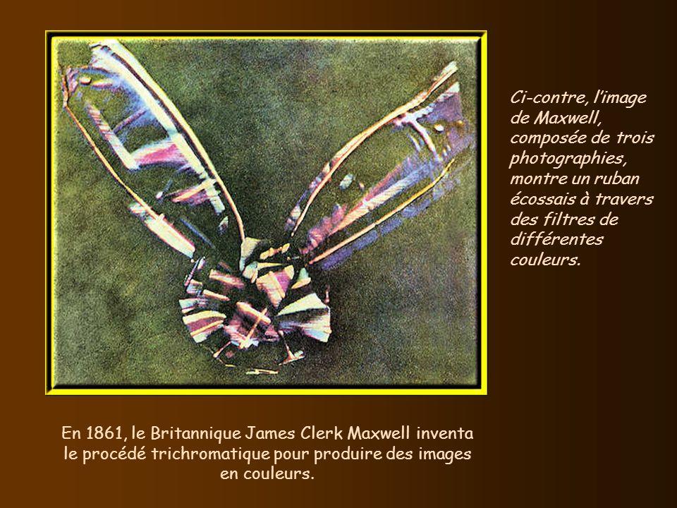 En 1861, lAnglais Thomas Sutton inaugura la photographie moderne grâce à un nouvel appareil reflex monoculaire. De moins en moins chers les Reflex mon