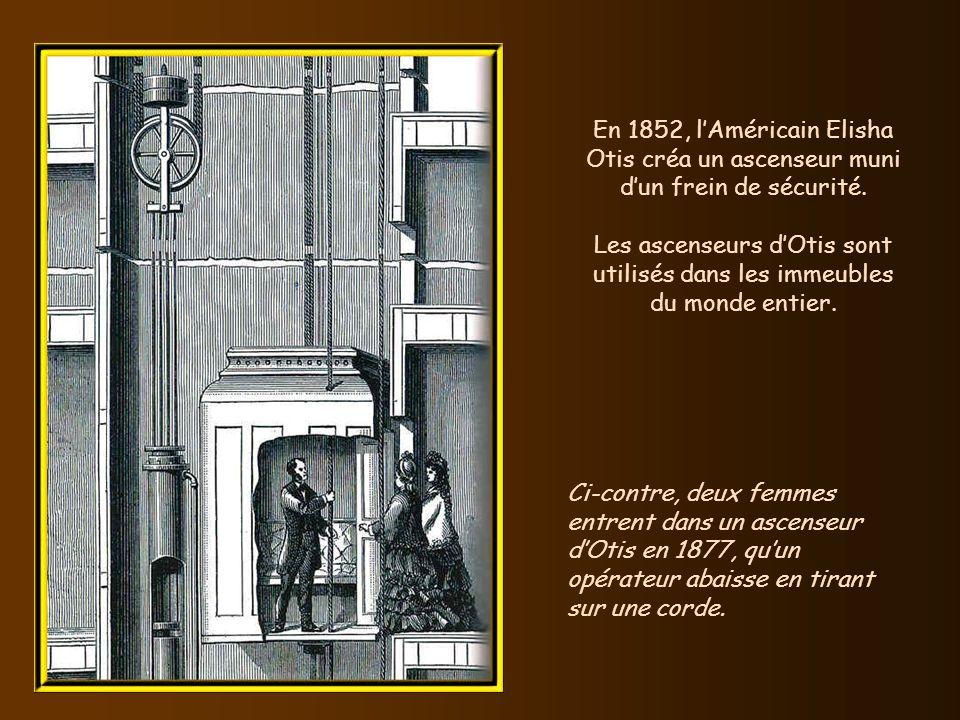 Plus de 50 ans avant les frères Wright, lingénieur Français Henri Giffard parcourut 27 km, de Paris à Trappes, dans un aéronef plus léger que lair. En