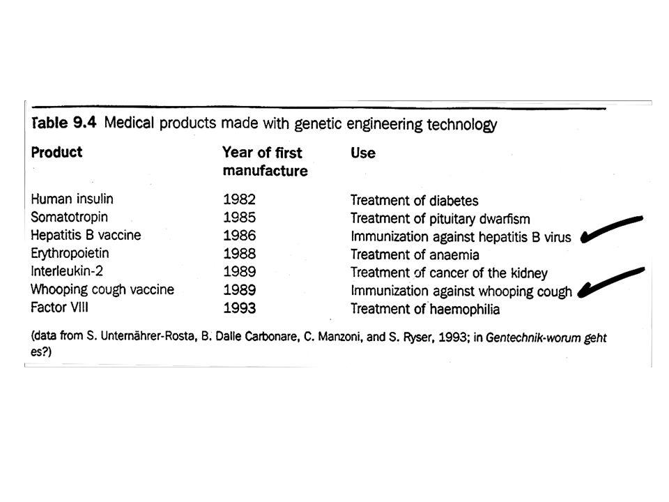 Génétique inverse La génétique inverse se base sur la construction de mutants pour découvrir le phénotype d un gène (génotype).