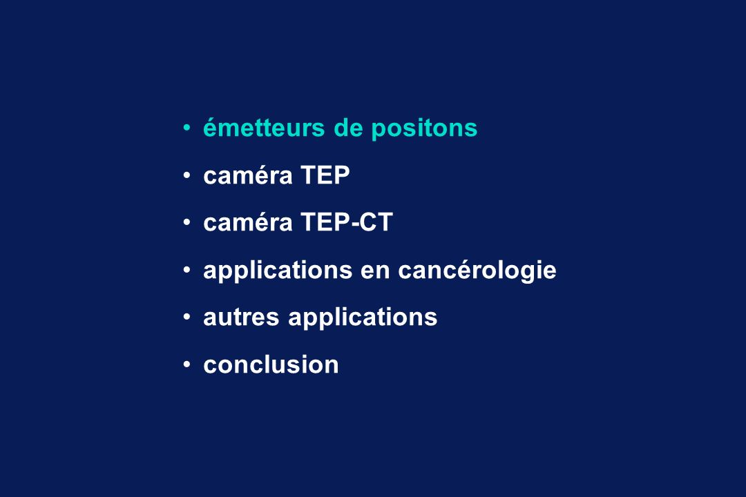 gamma caméracaméra TEP gamma caméra et caméra TEP