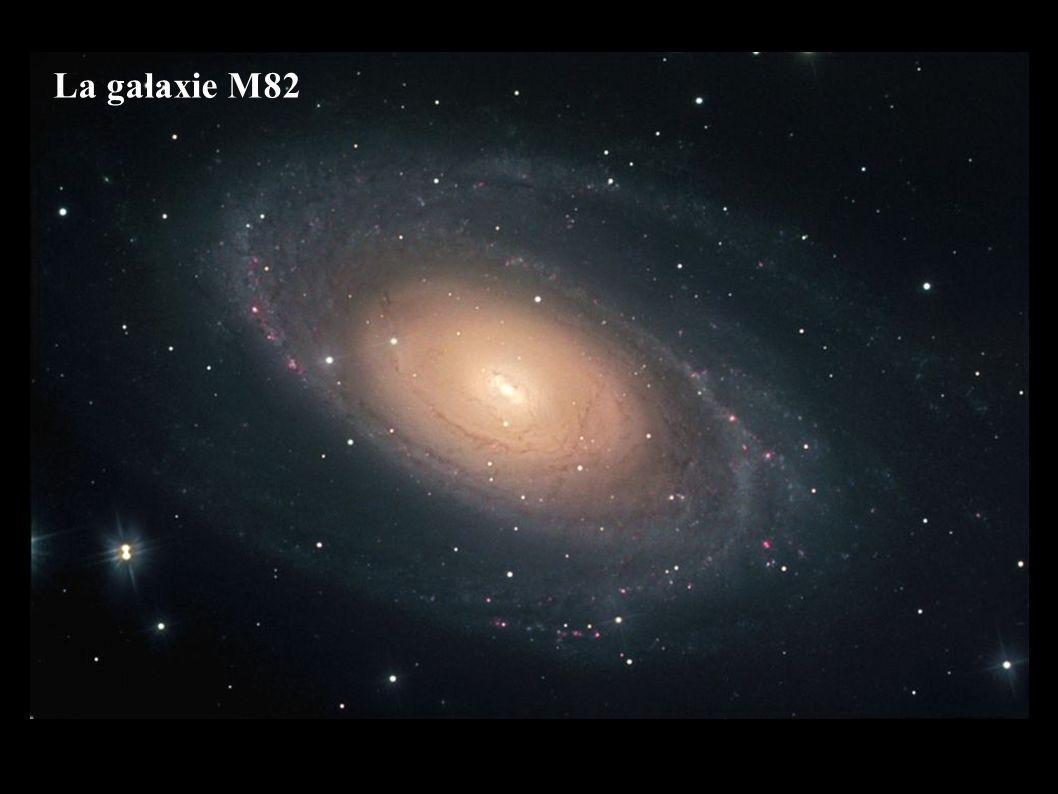 Des milliards de galaxies...