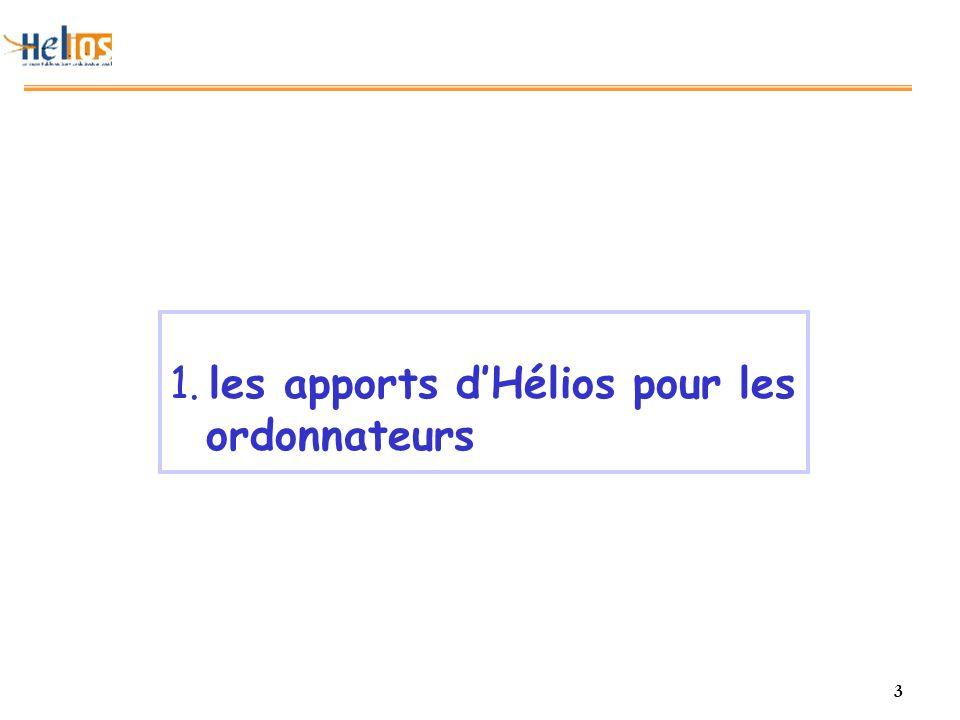 3 1. les apports dHélios pour les ordonnateurs