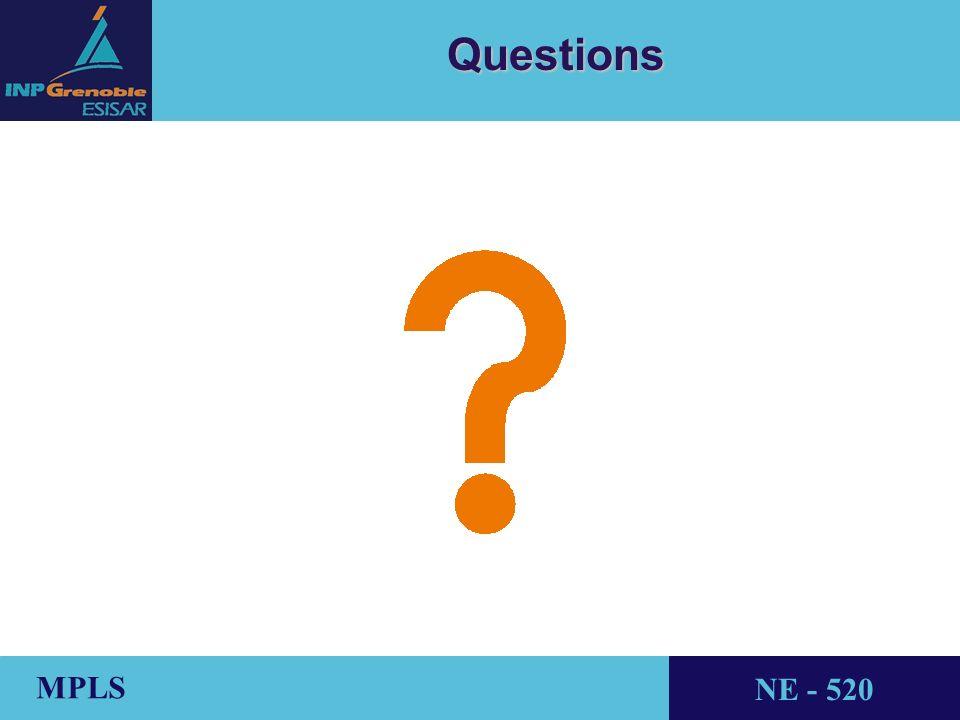 THALES AVIONICS MPLS NE - 520 Questions