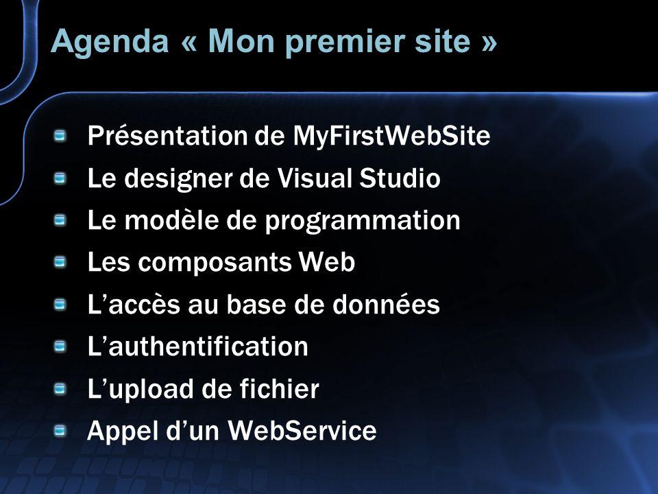 Web Forms Comment ça marche .