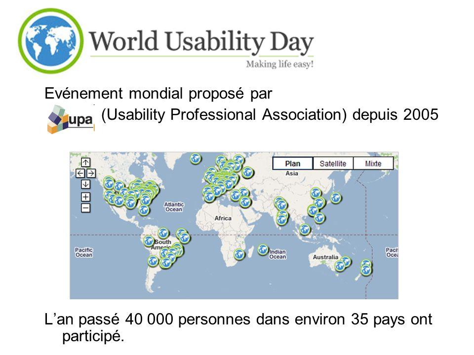 Qu est-ce que… L utilisabilité (Usability) ?
