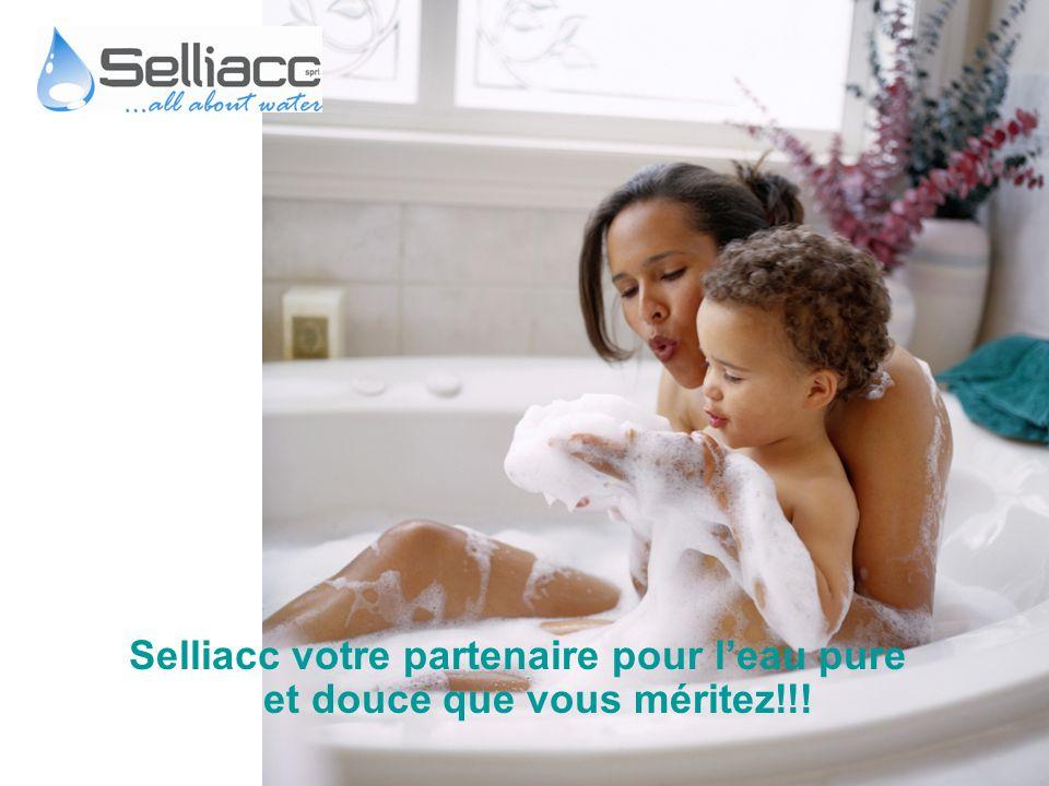 Selliacc votre partenaire pour leau pure et douce que vous méritez!!!