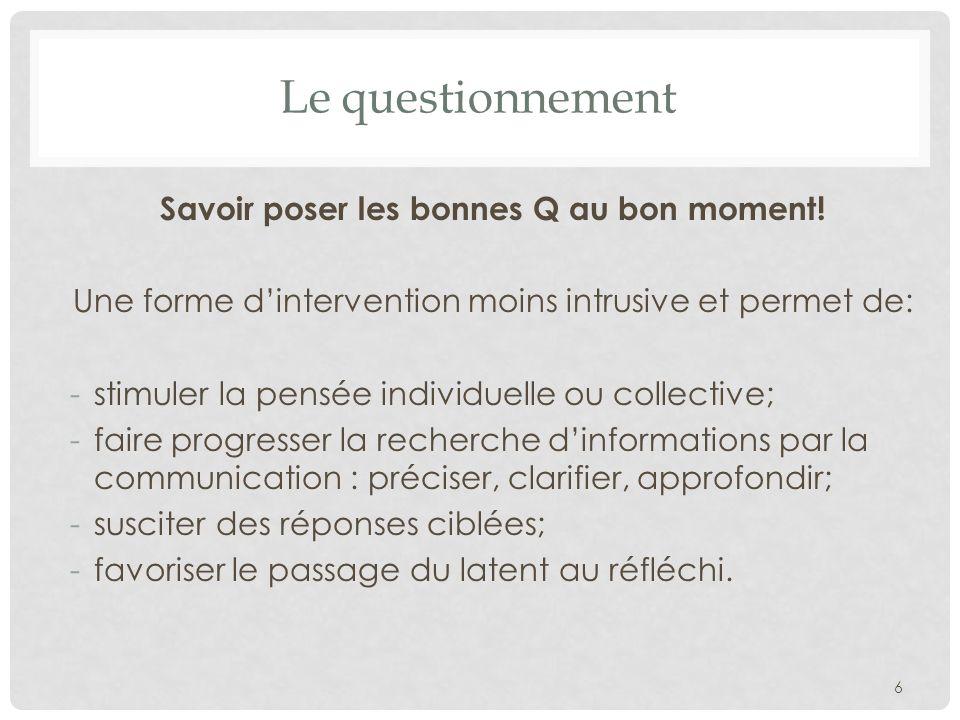 LE RENDEZ-VOUS DES CP LA QUESTION QUI ANIME PAUSE Colloque de lAQPC 2012 - Gatineau
