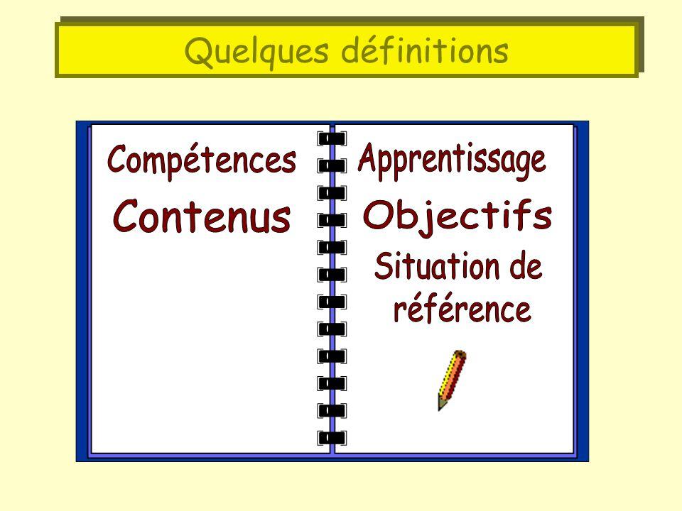 Compétences Ce terme est souvent utilisé comme synonyme dhabiletés, de capacités.