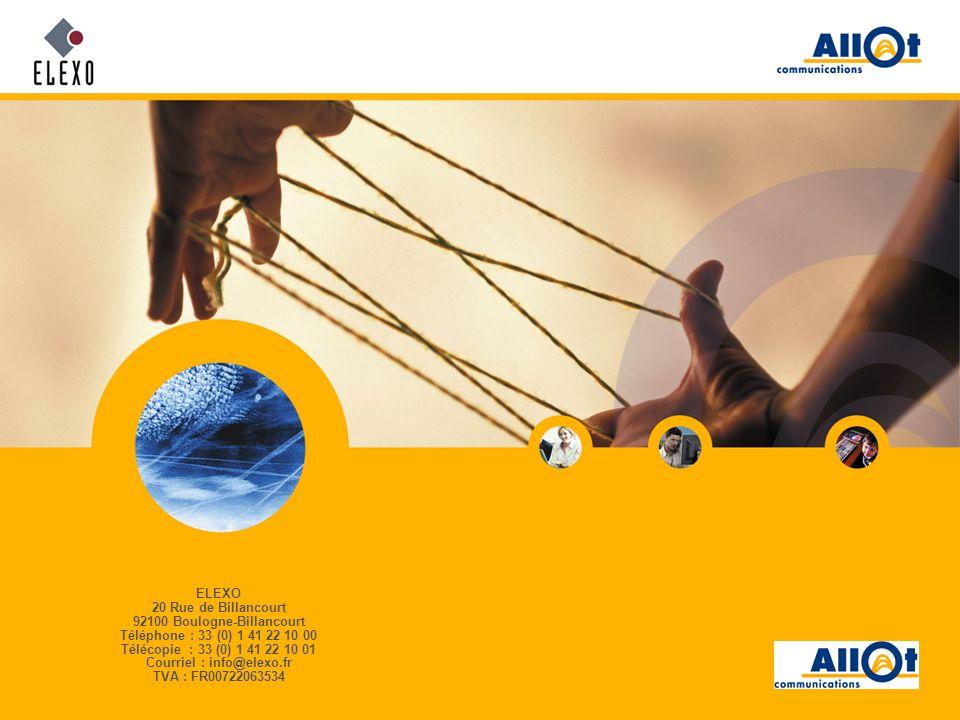 2 Allot en bref Société cotée en Bourse (NASDAQ: ALLT) Présence mondiale Siège et centre de R & D - Tel Aviv, Israël 100 ingénieurs - technologie unique et innovante Plus de 230 employés dans le monde entier Livraison depuis 1999 Bureaux de ventes et support dans le monde entier Par le biais de canaux de vente, SIs, et partenaires Grande base de clientèle diversifiée Plus de 9000 systèmes déployés dans 118 pays