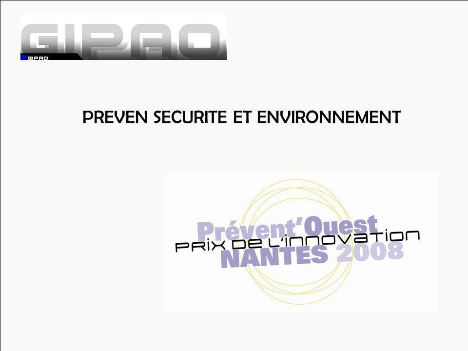 PREVEN ENVIRONNEMENT se couple sur les modules communs de PREVEN SECURITE pour éviter toute double saisie.