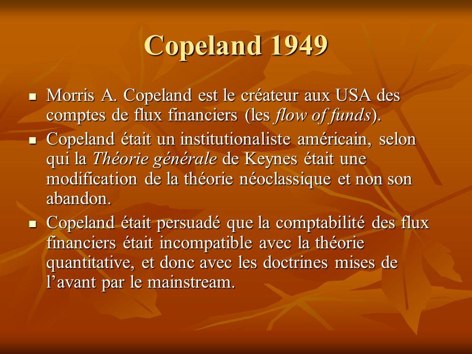 Copeland 1949 Morris A.