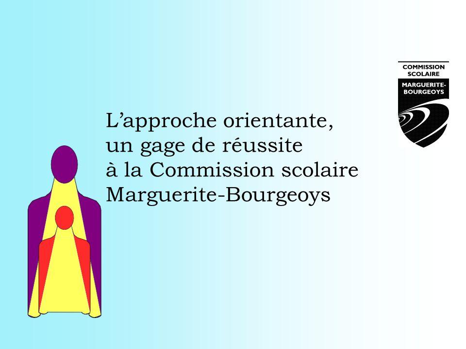 Lapproche orientante, un gage de réussite à la Commission scolaire Marguerite-Bourgeoys