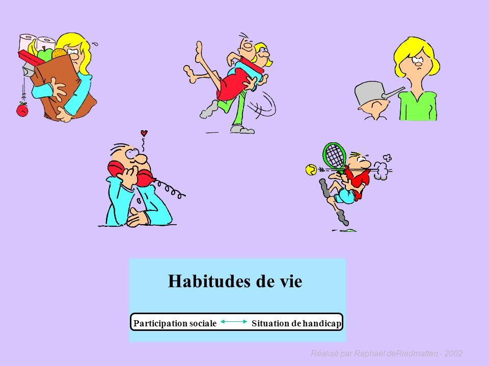 Réalisé par Raphaël deRiedmatten - 2002 Habitude de vie Participation sociale Situation de handicap Shtimë, Kosovo, 11.04.02