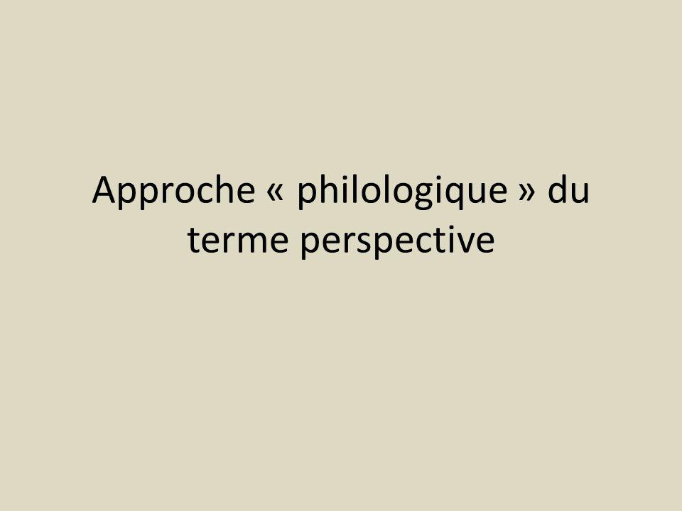 Perspective artificielle