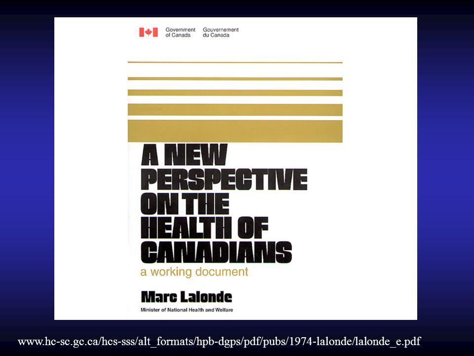 Approche populationnelle et inégalités de santé