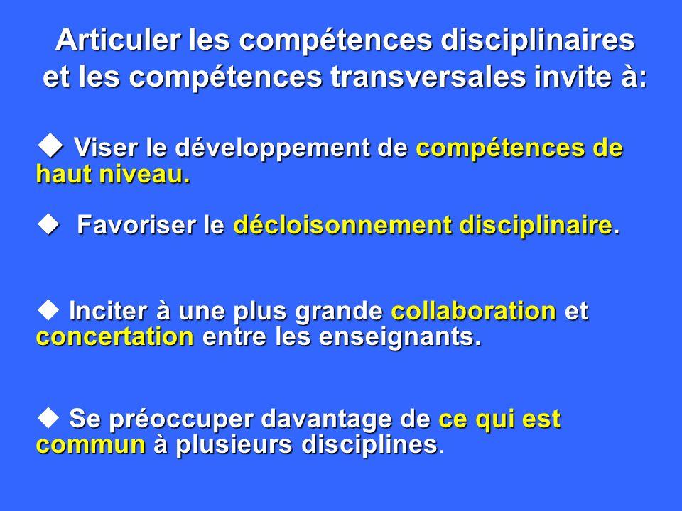 Compétences spécifiques (notamment disciplinaires) et compétences transversales PSL LittératureTEEO Aires culturelles XXXXX Compétences transversales