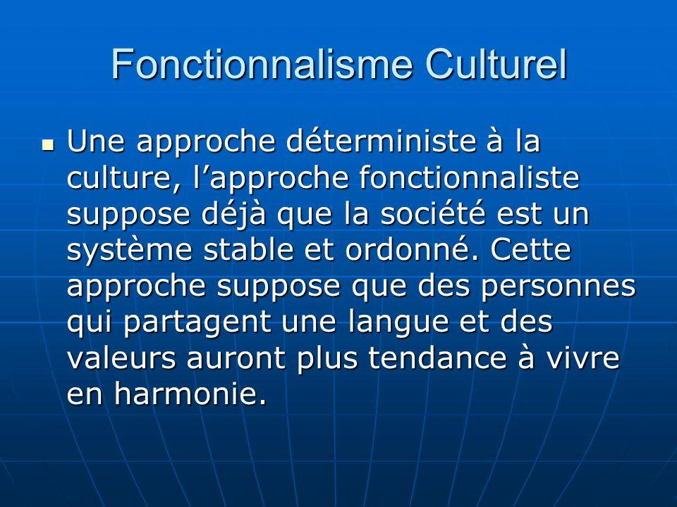 Théorie de Conflit Culturel Ces perspectives variées supposent généralement que les valeurs et les normes dune culture sont mises en place pour créer et soutenir le déséquilibre entre les classes sociales.