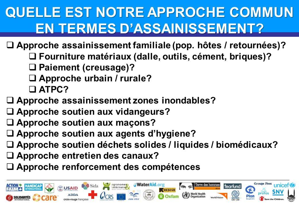 Groupe Pivot ADDA MISE À JOUR REVUE SEMESTRIEL CAP