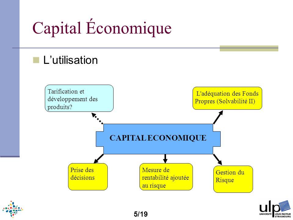 Méthodologies Présentation des 5 principales décisions pour la création dun modèle Cap ECO: 6/19