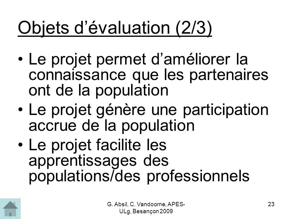 G. Absil, C.