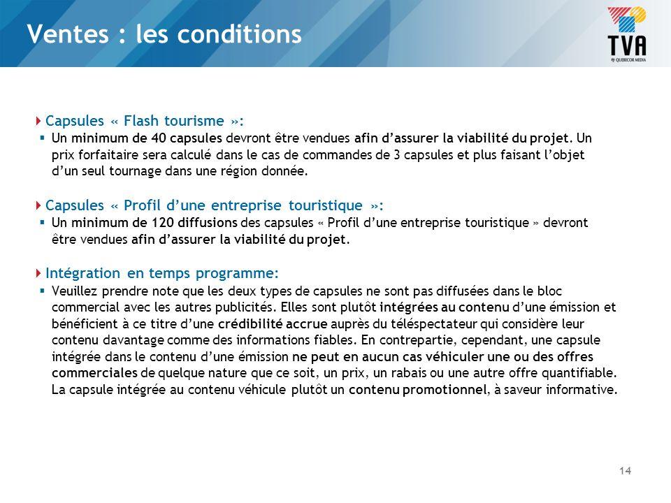 La SATQ par le biais de Quebecvacances.com agira à titre de partenaire.