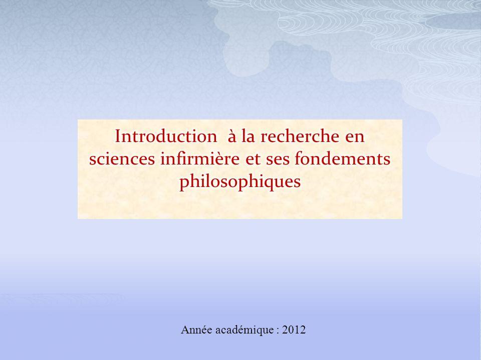 Année académique : 2012