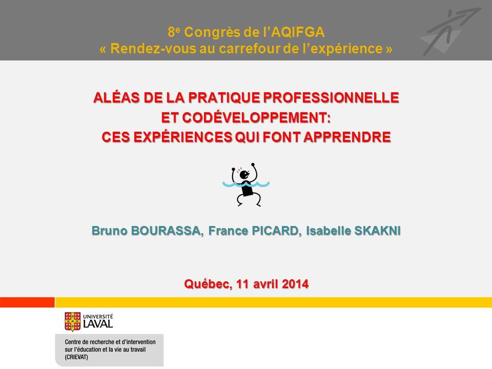Quelques références Bourassa, B., Fournier, G., et Goyer, L.