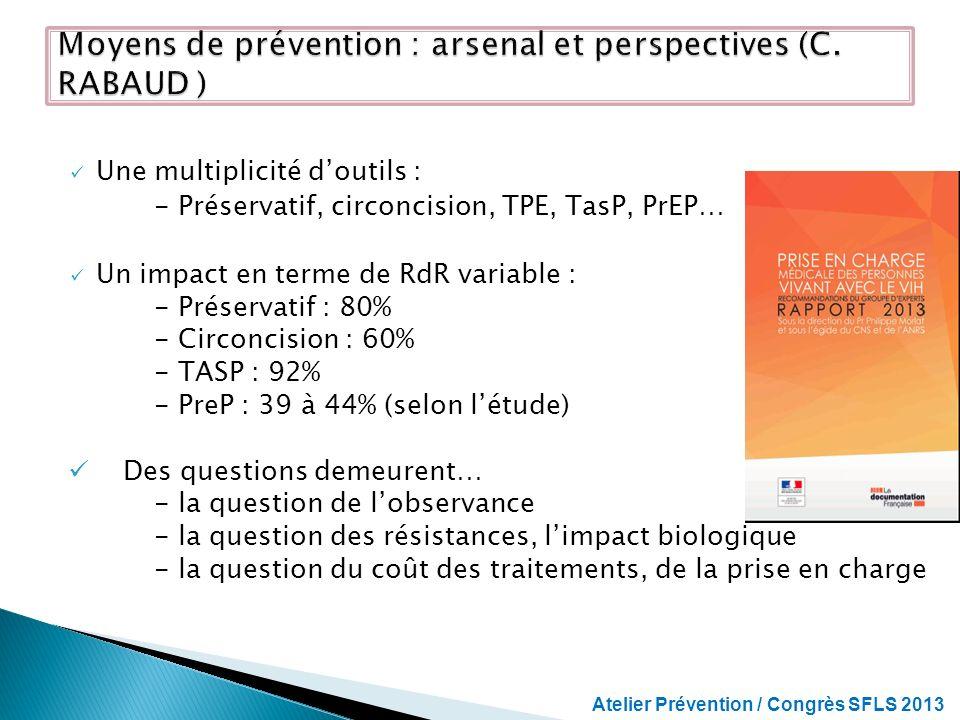 La simplification de la prise en charge du VIH, dans le cadre de la prévention…… Mythe ou réalité .