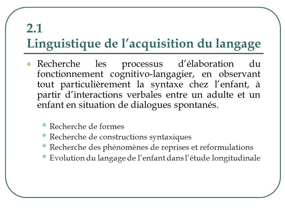2.2 Traitement Automatique des Langues Le TAL est létude et le traitement de données linguistiques exprimées dans une langue dite naturelle par des moyens informatiques comme des programmes ou des logiciels.