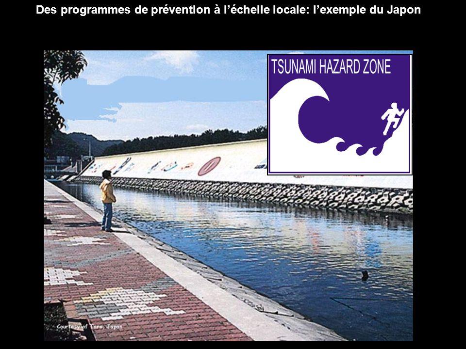 Des programmes de prévention à léchelle locale: lexemple du Japon