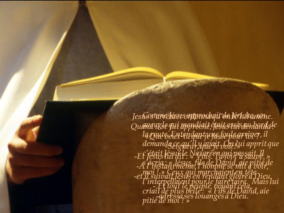 Avec la Sainte Parole de Dieu Prier en ligne Aveugles… par choix ?