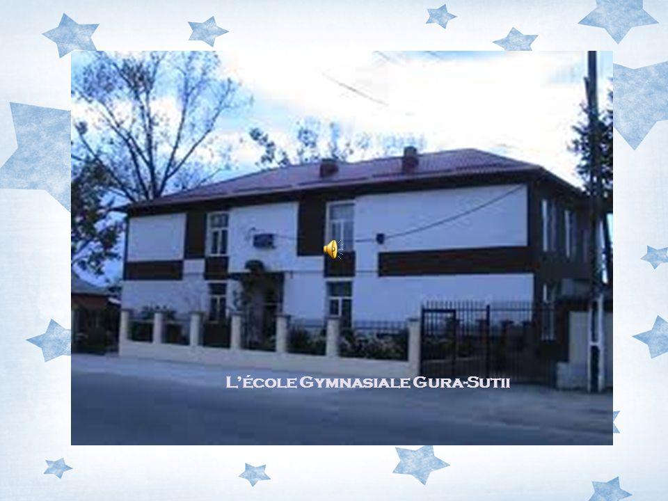 Lécole Gymnasiale Gura-Sutii