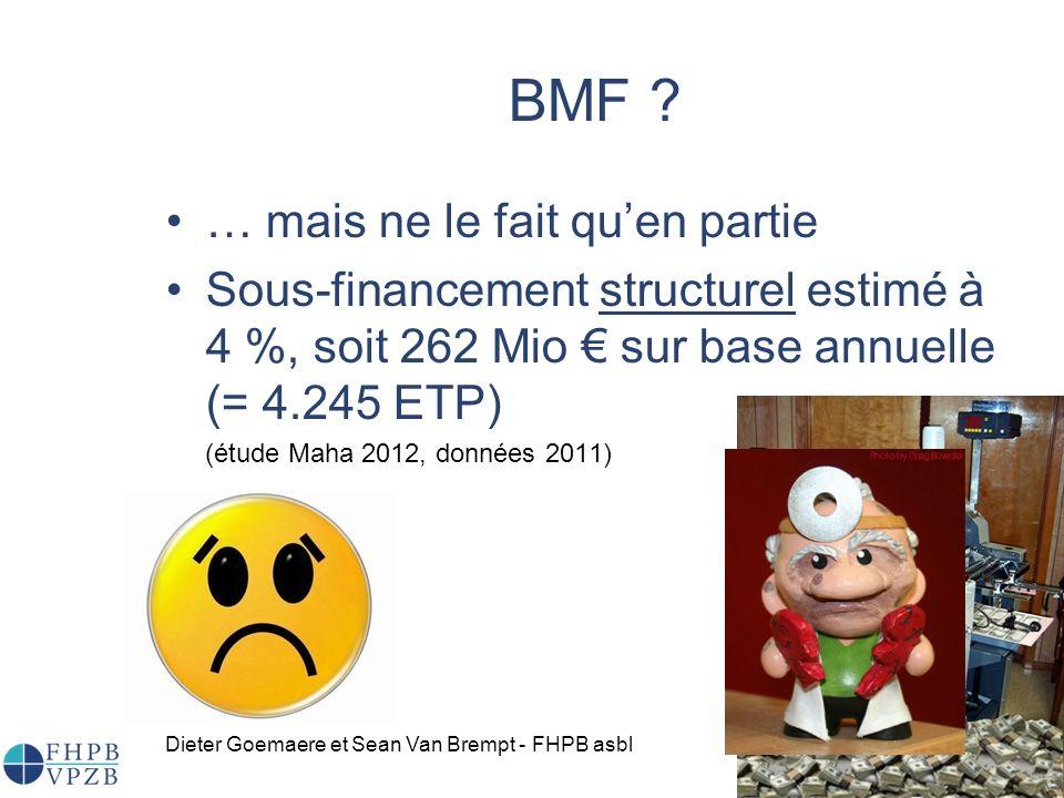 Dieter Goemaere et Sean Van Brempt - FHPB asbl23 BMF .