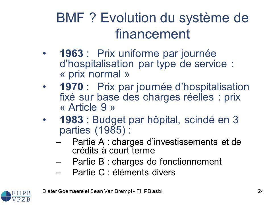 Dieter Goemaere et Sean Van Brempt - FHPB asbl24 BMF .