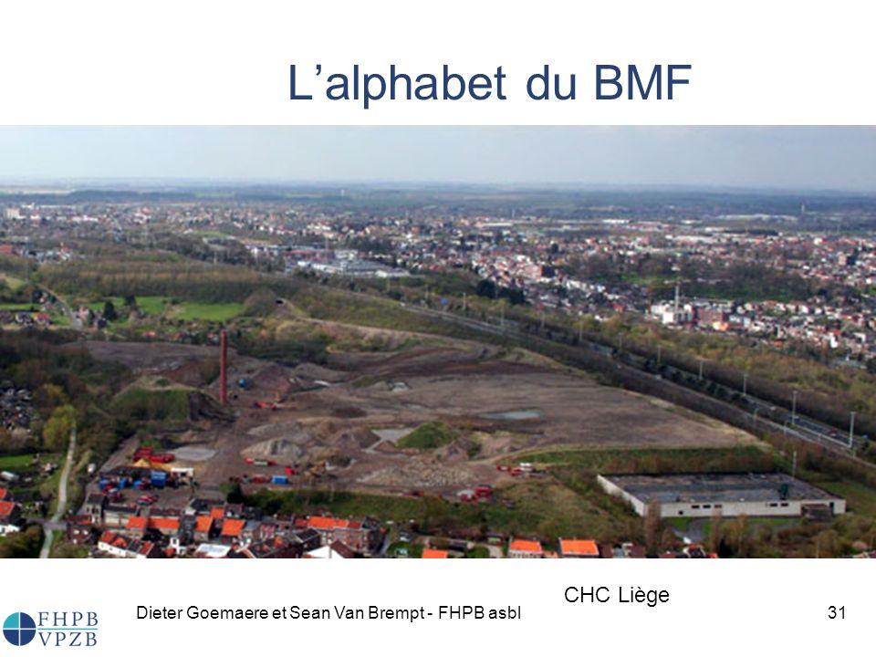 Dieter Goemaere et Sean Van Brempt - FHPB asbl31 Lalphabet du BMF CHC Liège